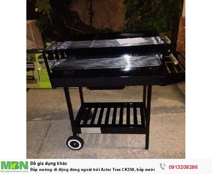 Bếp nướng di động dùng ngoài trời Acter Tree CK350, bếp nướng Việt Nam4