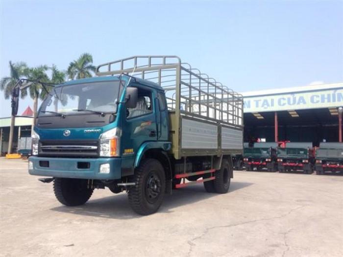 Bán xe tải Chiến Thắng các loại bán trả góp lãi thấp