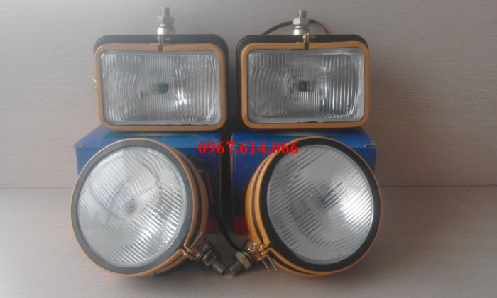 Đèn cần máy xúc komatsu pc120