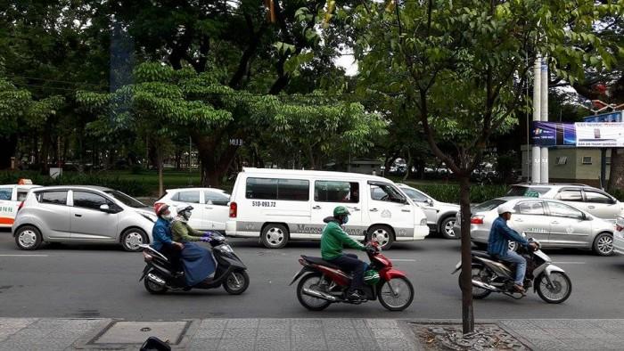 Cho thuê mặt bằng mặt tiền quận Bình Thạnh,4,5x16,đường Lê Quang Định,DT 70M2