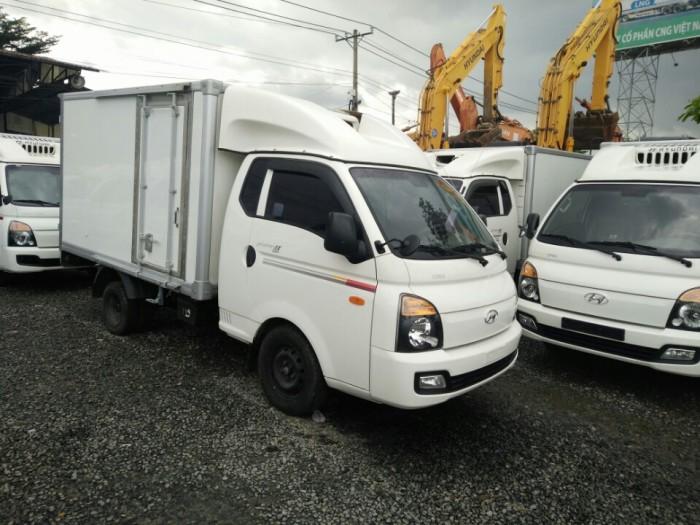 bán xe tải đông lạnh 1 tấn hyundai porter sx 2014