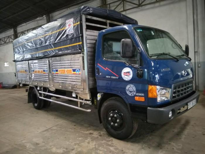 Xe tải Huyndai HD800, trọng tải 8.8 tấn