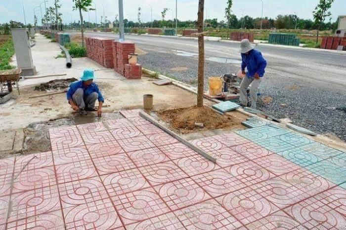 Cần bán gấp 4 lô đất đường Lương Định Của quận 2 giá 850tr