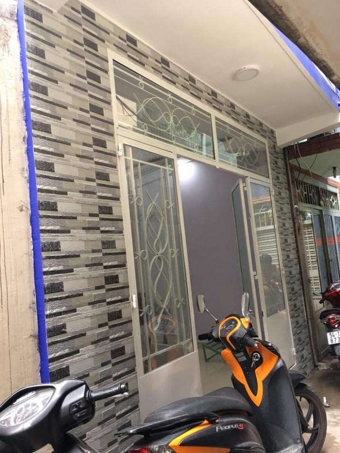 Nhà Nguyễn Đình Chiểu, 38m2, HXH, 2 mặt thoáng giá 4.45 tỷ.