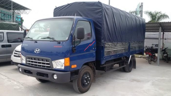 Xe HD700 Đồng vàng, dòng xe tải cao 6T85 , hỗ trợ vay tối đa xe, giao tận nhà cho khách