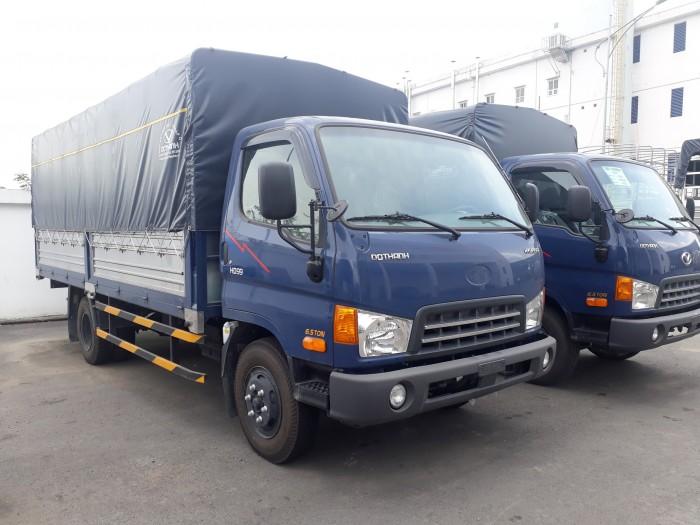 Xe tải 6T5 Hyundai HD99