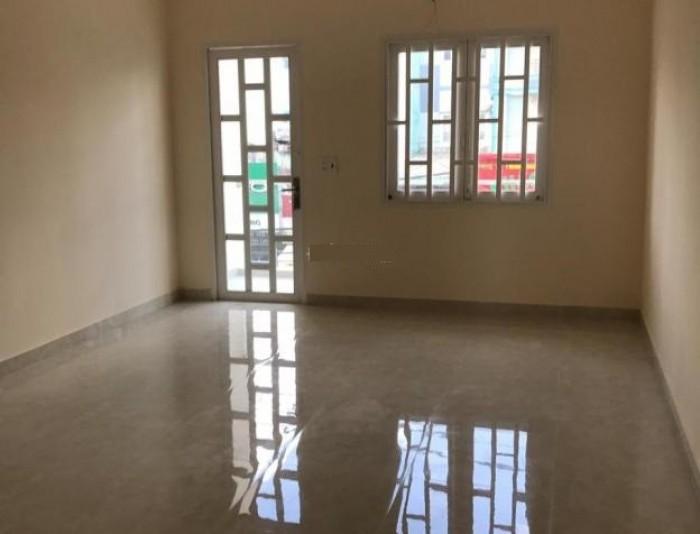 Nhà 4 tầng MT Phan Văn Trị, 4.05x16, đang cho thuê 40 triệu/tháng, giá 12.5 tỷ