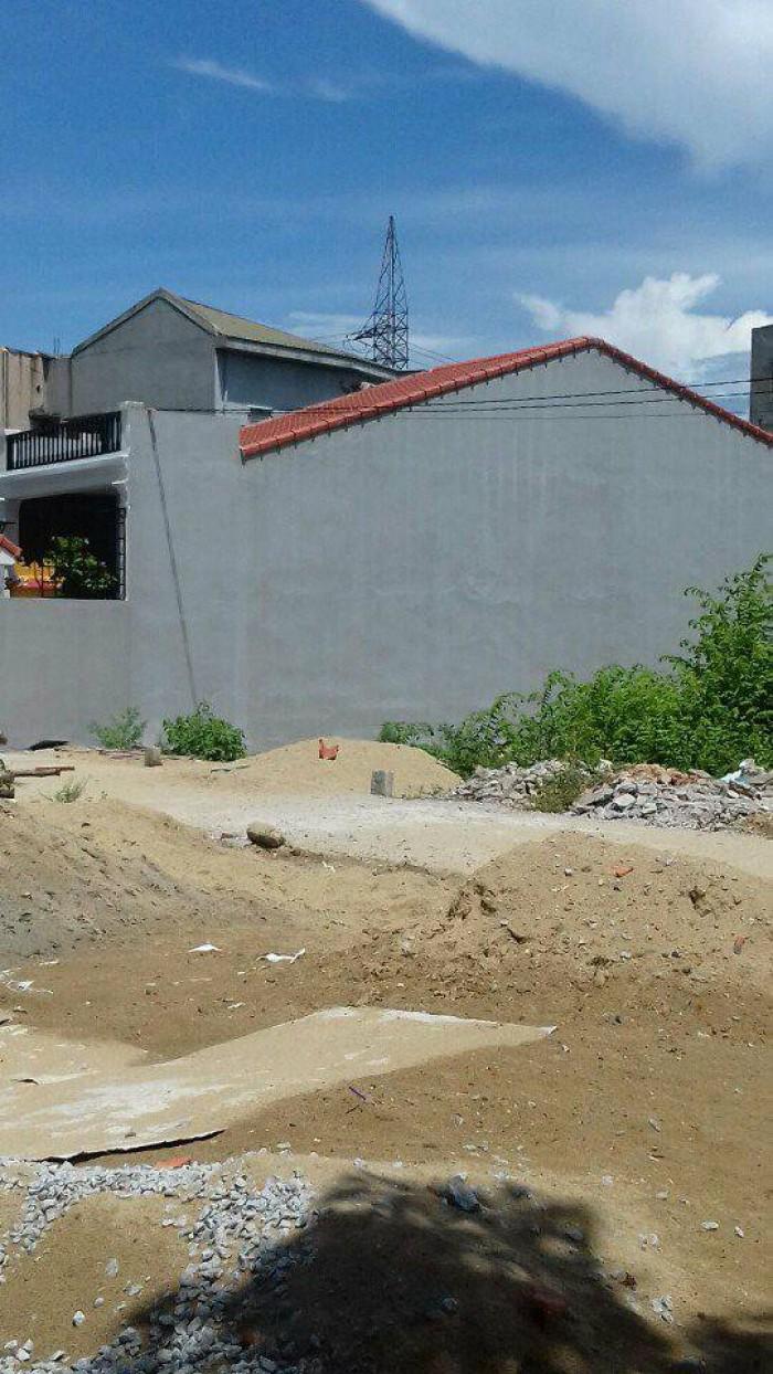 Bán đất kiệt rộng Lương văn can 107m2, An cựu. Huế