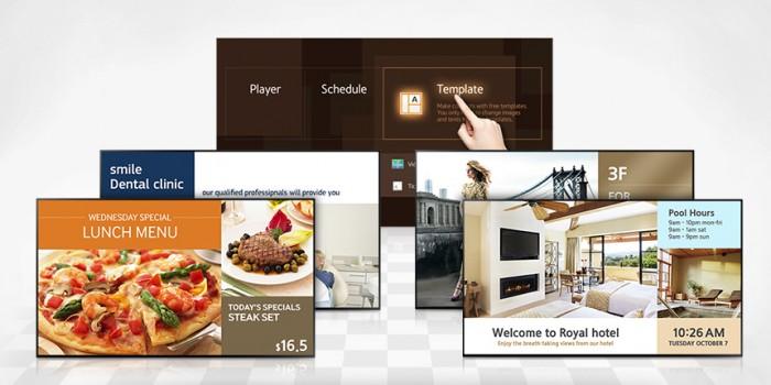 Chế độ quản lý cảm ứng đem lại giao diện trực quan cho người dùng. Người dùng có thể tùy chỉnh các menu chọn lựa trên màn hình chính theo nhu cầu sử dụng. Nhờ vào phụ kiện lớp phủ cảm ứng, giao diện người dùng trang chủ (Home UI) có thể đem đến cho người dùng những trải nghiệm cảm ứng tuyệt vời.2