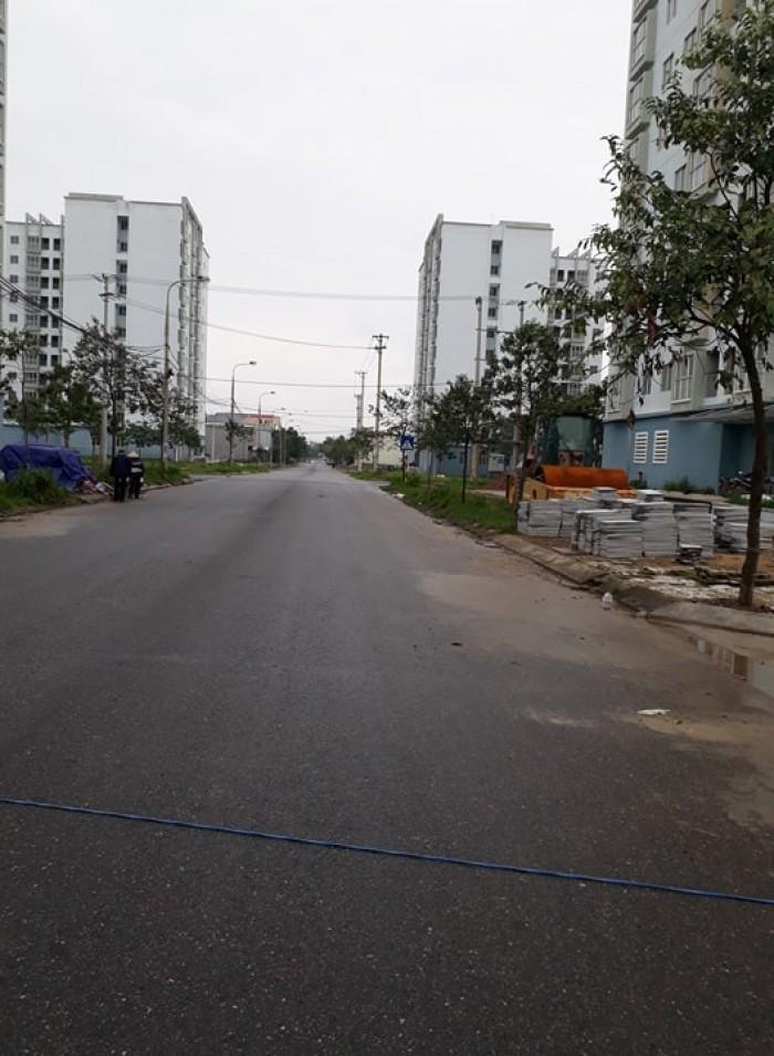 Bán đất 2 mặt tiền đường Nguyễn Hữu Tiến, Cẩm Lệ,dt 100 m2 (5x20)