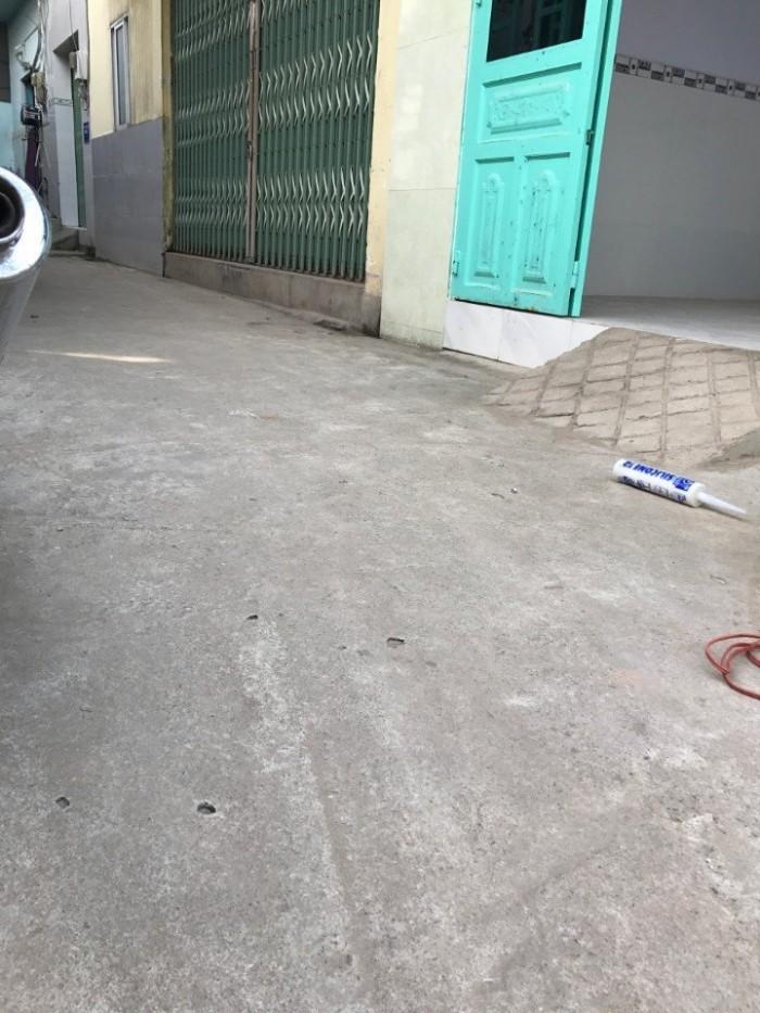 Nhà Hẻm Xe Hơi, P Tăng Nhơn Phú A, Q9, SHR