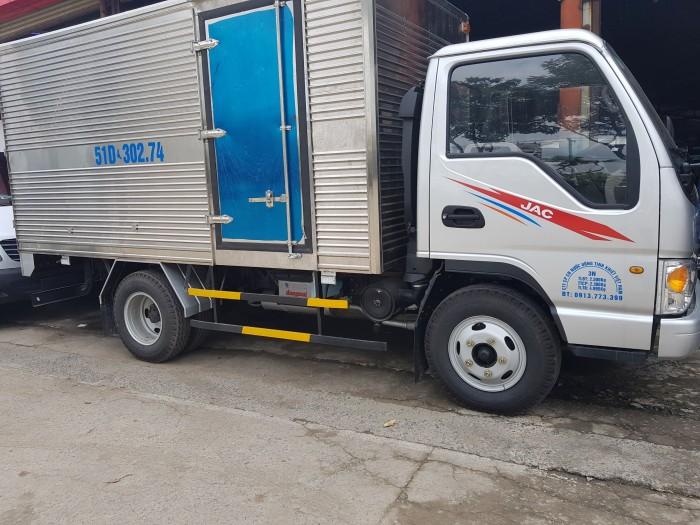 Cần bán xe tải Jac 2t4 vay cao toàn quốc