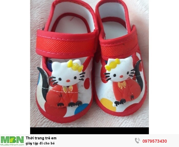 Giày tập đi cho bé2
