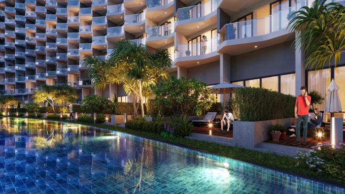 Movenpick Resort Waverly Phú Quốc khu nghỉ dưỡng Thụy Sĩ 5 sao - Lợi nhuận 400tr/năm được bảo lãnh