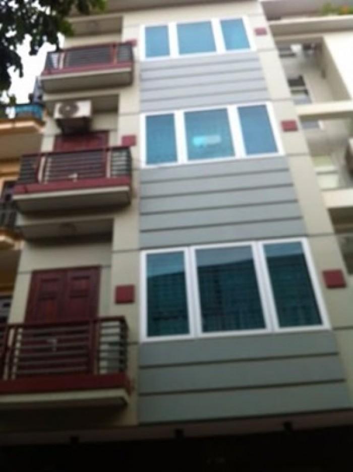 Bán gấp nhà phố Thái Hà 40mx5 tầng MT4.3m Giá 4.75 tỉ TL