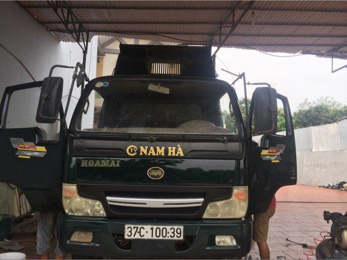 Cần bán xe tải ben Hoa Mai 1,8 tấn đời 2014 cực đẹp 0