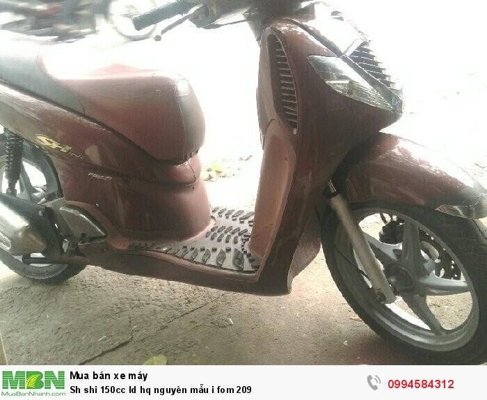 Sh shi 150cc ld hq nguyên mẫu i fom 209 3