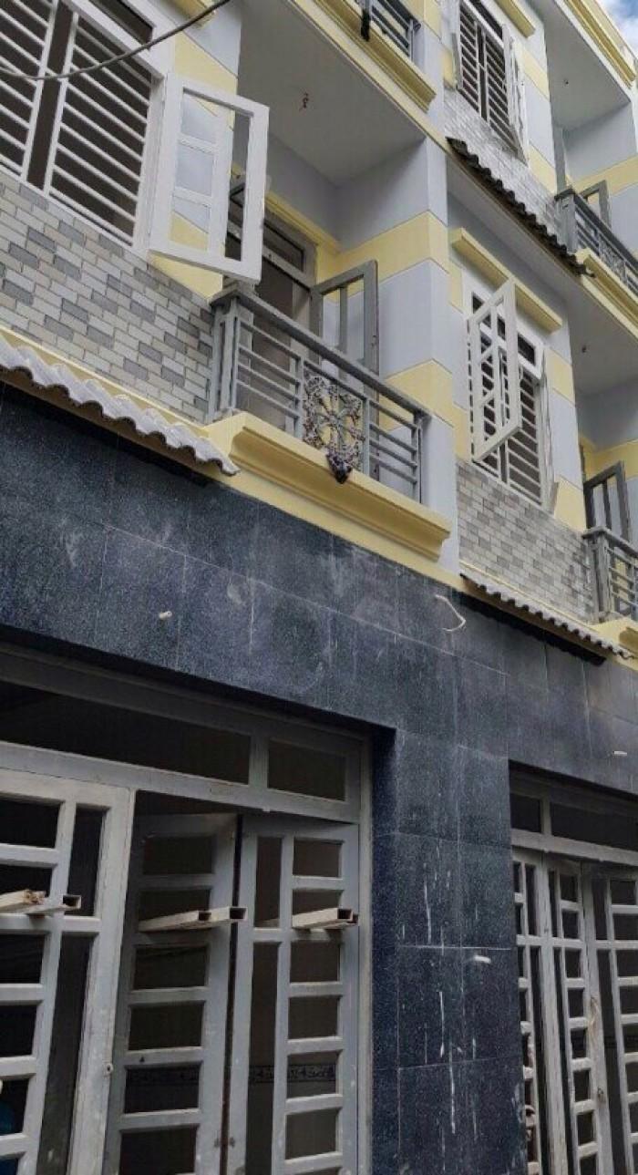 Nhà 2 tấm hẻm 910 Hương lộ 2, Bình Tân, hẻm KDoanh