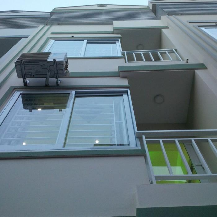 Bán nhà ngõ 670 Nguyễn Khoái, Hoàng Mai Hà Nội diện tích 34m2x5 tầng