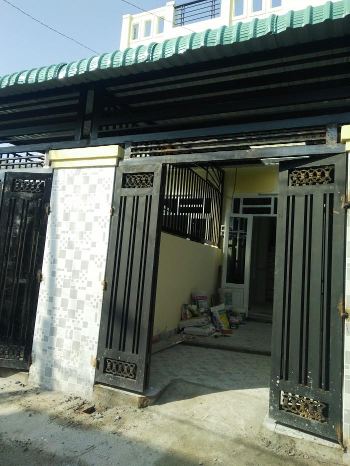 Cần bán căn nhà đường tô ngọc vân Q12:3.3 x19