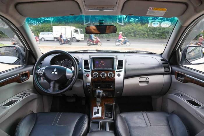 Mitsubishi Pajero Sport 3.OL 2012 0