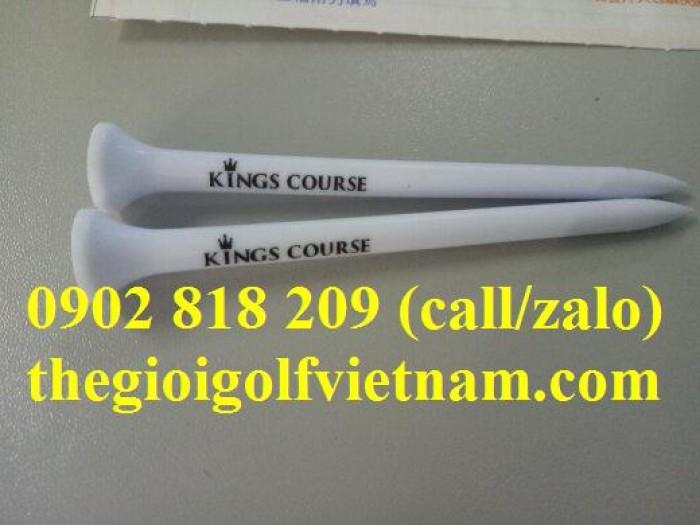 Tee golf cao su5