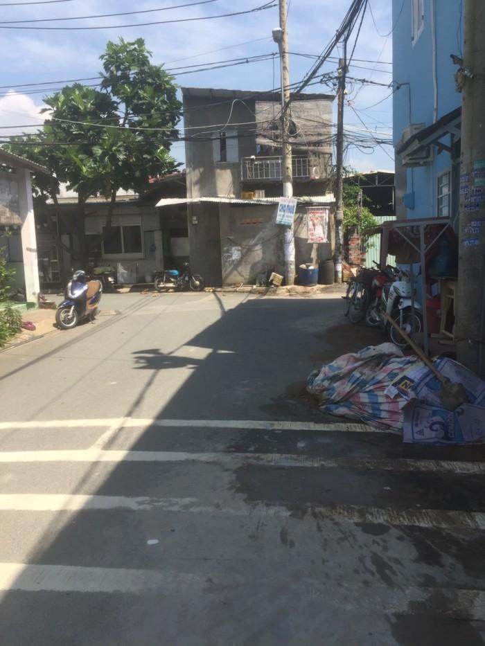 Tôi chính chủ cần bán căn nhà giấy  tờ tay trên đường 120 P.Tân Phú,Q9,DT:20m2