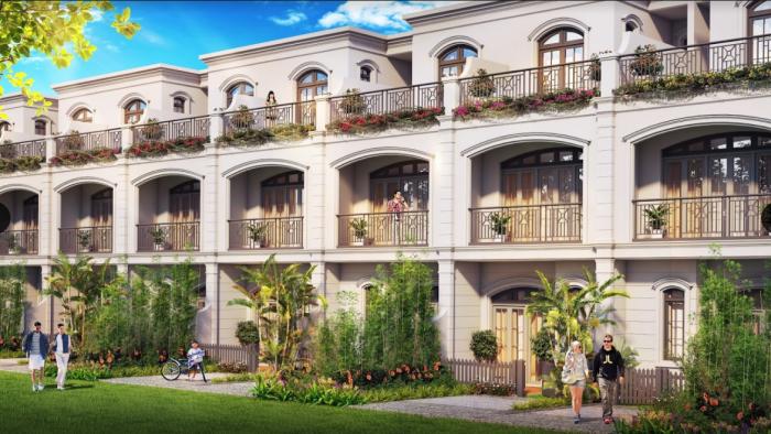 Nâng tầm chất lượng cuộc sống – nhà phố, biệt thự ven biển Đà Nẵng giá chỉ từ 4 tỷ
