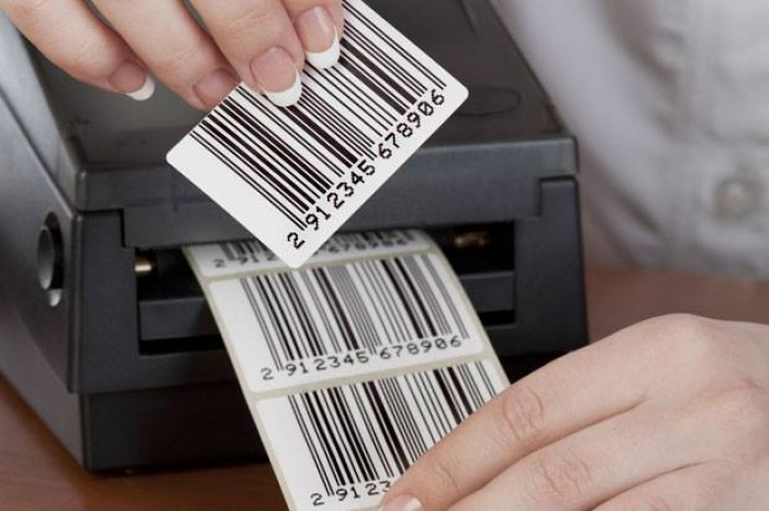 Máy in mã vạch, in tem, thiết bị chuyên dụng cho siêu thị, shop quần áo