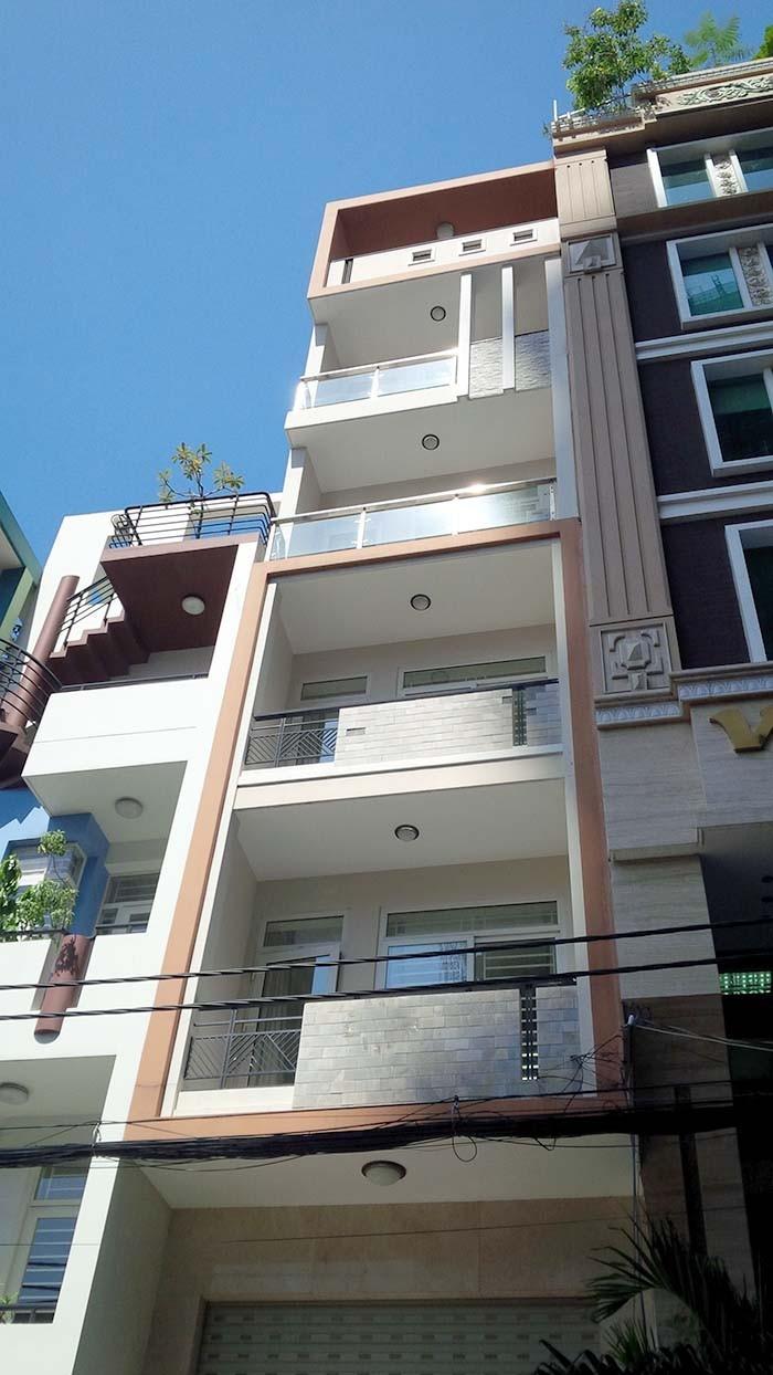 Bán nhà 3 lầu hẻm xe hơi Nguyễn Đình Chiểu, DT 5 x 10m, Quận 3