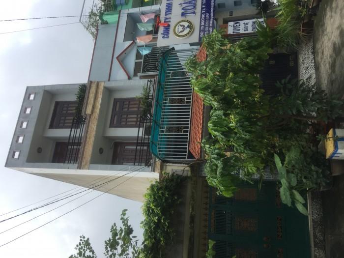 Cần Tiền bán Gấp Nhà MT S7 P Tây Thạnh.Tân Phú .DT: 5x20 3 lầu
