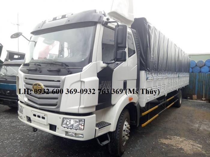 Chuyên bán xe tải faw 7.8 tấn máy huyndai thùng dài 9m8
