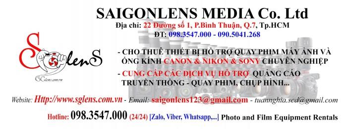 Chuyên cho thuê máy DSLR tại Sài Gòn3