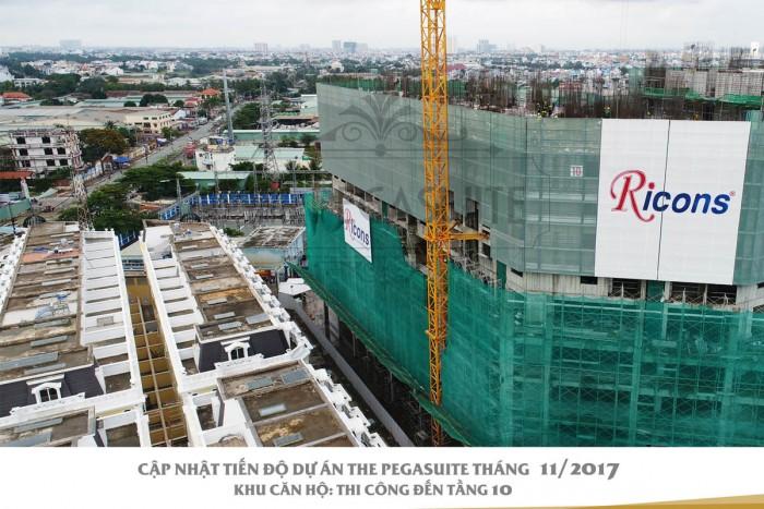 Suất cuối căn hộ the pegasuite view hồ bơi giá 1.8 tỷ
