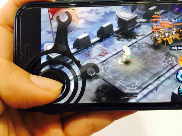 Nút chơi Game Fling Joystick Bộ 2 Cái ,Tương tác với hàng ngàn Game Di Động 1 cách dễ dàng - MSN3881813
