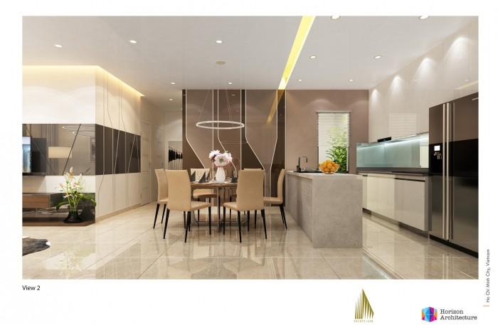 Cơ hội đầu tư căn hộ cao cấp mặt tiền Nguyễn tất thành quận 7 Chỉ 25tr- 27tr /m2