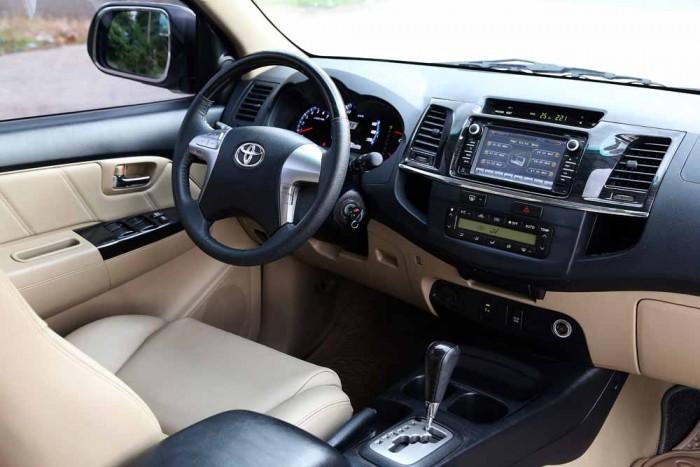 Toyota Fortuner Sportivo 2016 3