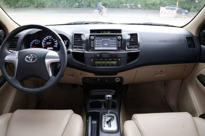 Toyota Fortuner Sportivo 2016 11