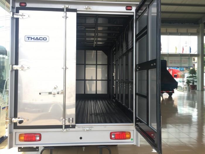 Xe KIA K165 thùng kín inox 2 tấn 3, nhập khẩu Hàn Quốc, hỗ trợ trả góp 75%, mới