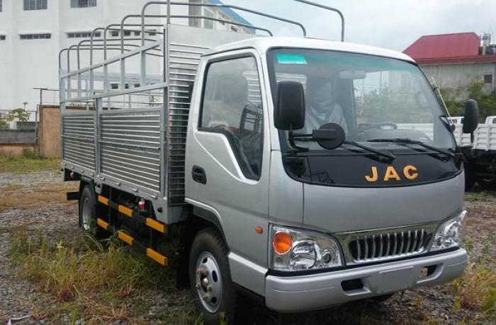Xe tải JAC 1.49 Tấn Thùng Bạt - (Cao cấp) - Bán trả góp