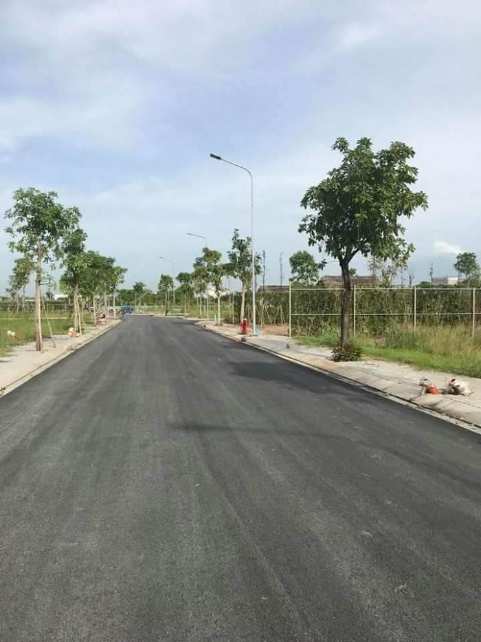 Đất nền MT Huỳnh Tấn Phát-Liền kề Phú Mỹ Hưng sổ đỏ riêng từng nền-XD tự do-Hạ tầng hoàn thiện