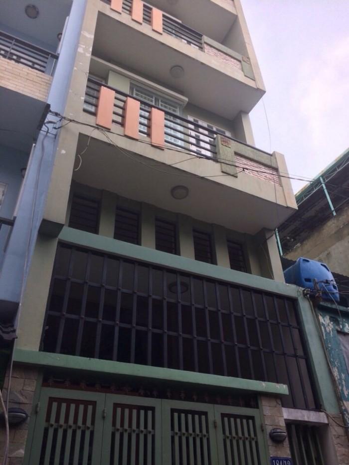 Cần Bán Nhà MT Đường Lê Cao Lãng . 3,2x10m2 . Nhà 1 Lửng , 1 Lầu
