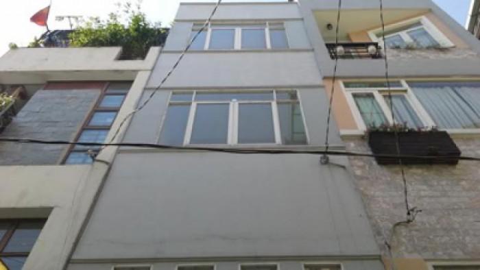 Bán gấp nhà mặt tiền Vạn Kiếp, 50 m2, 4,5 tỷ, sổ hồng.