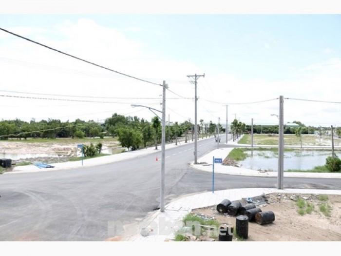 Những lô đất cuối cùng khu vực vòng xoay Phú Hữu, SHR
