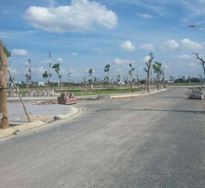 Bán gấp đất MT Nguyễn Hoàng. SHR. Thổ cư 100%