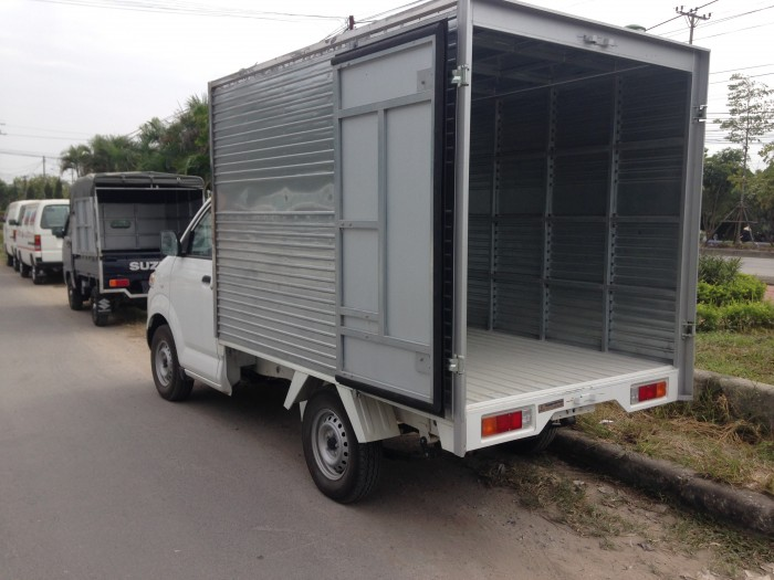 Xe tải 7 tạ Suzuki Pro thùng siêu dài mới, nhập khẩu, giá tốt