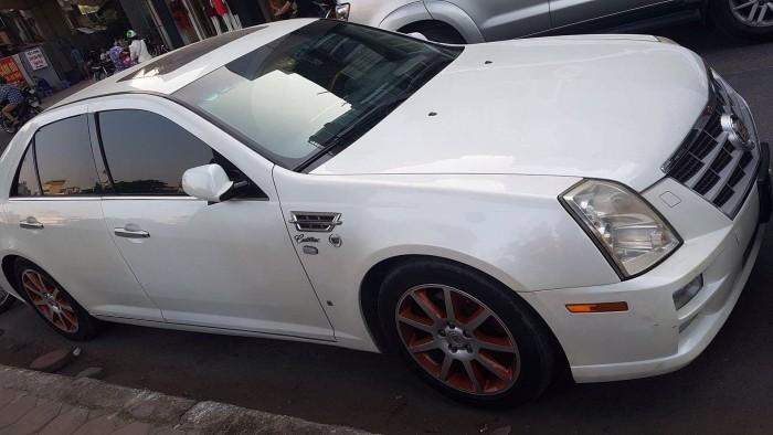 Cadilac STS Premium, nhập khẩu, sx 2010