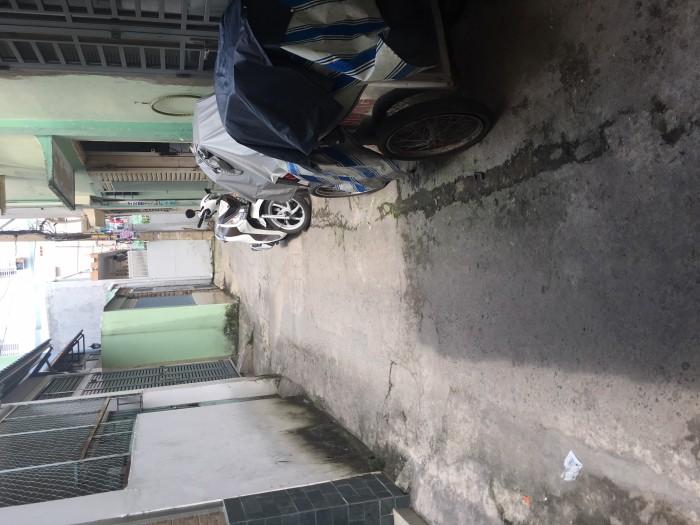 Bán nhà hẻm 1T, 2L,ST Trần Bình Trọng, BÌnh Thạnh.
