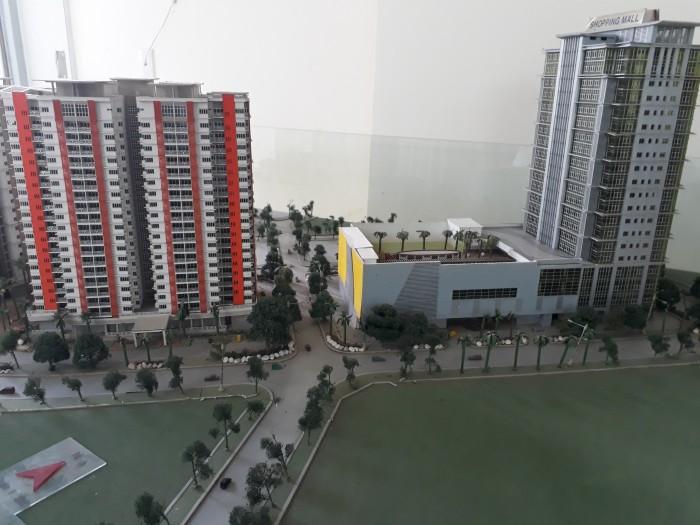 Bán trả góp căn hộ cao cấp 3 phòng ngủ tại tòa nhà Topaz Twins - Biên Hòa