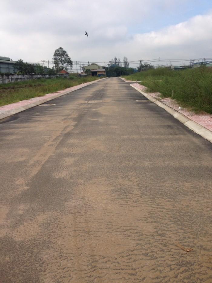 Đất Khu Dân Cư Đại Phú 80m2, xã Tân Kiên, Bình Chánh